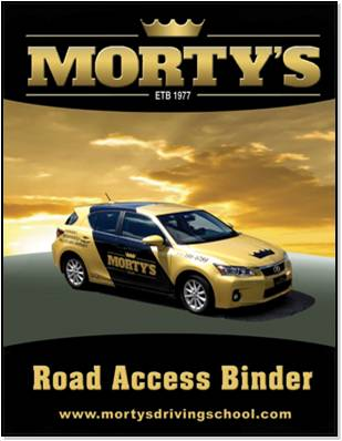 Morty's Road Access Book